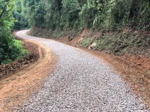 Recuperação das Estradas Municipais